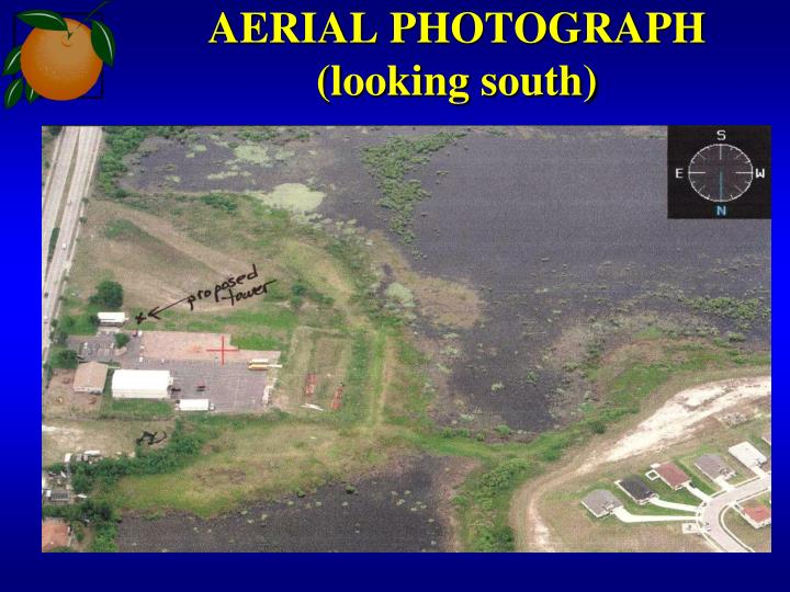 AERIAL PHOTOGRAPH