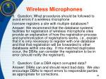wireless microphones7