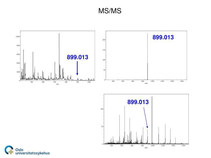 MS/MS