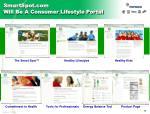 smartspot com will be a consumer lifestyle portal