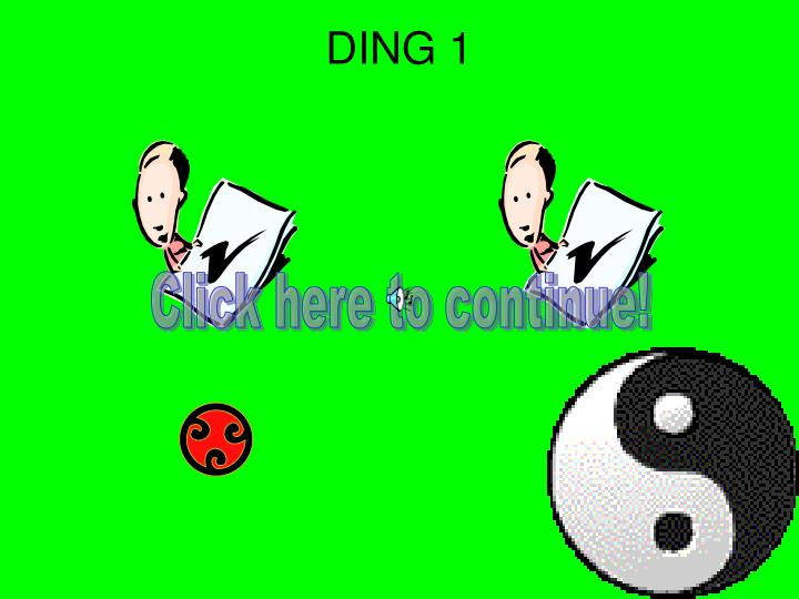DING 1