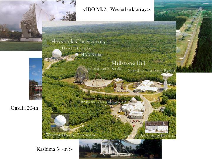 <JBO Mk2   Westerbork array>