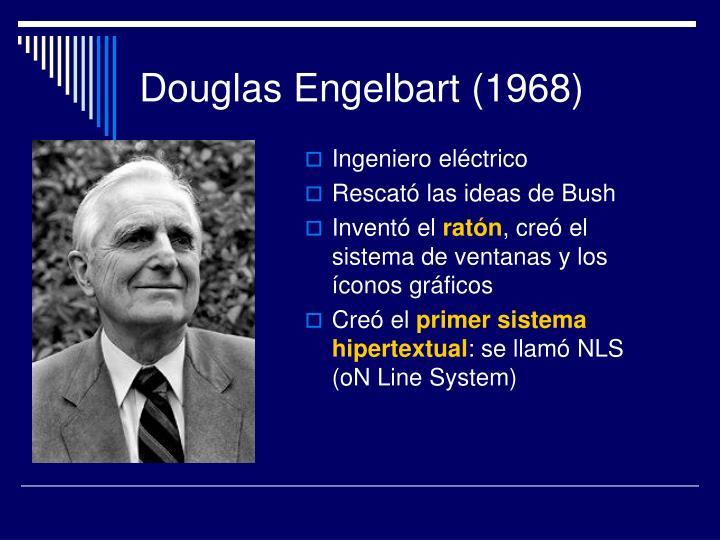 Douglas Engelbart (1968)