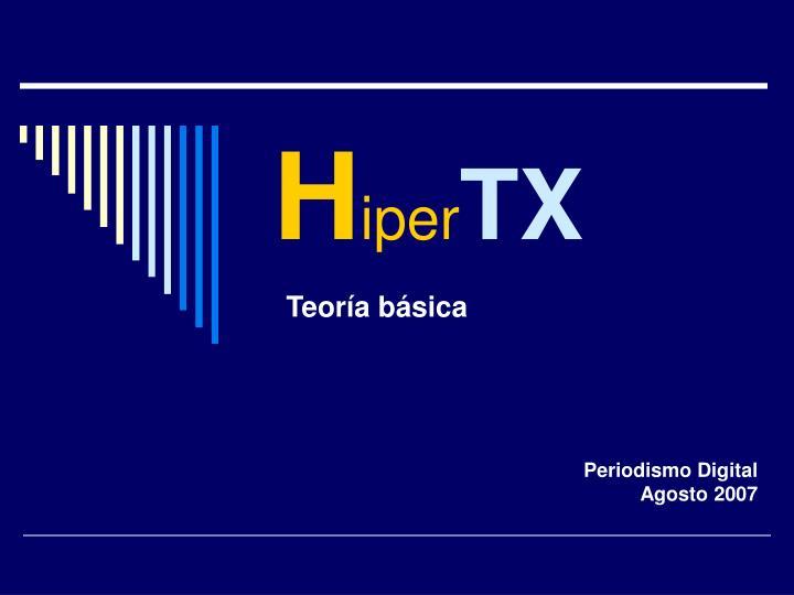 h iper tx