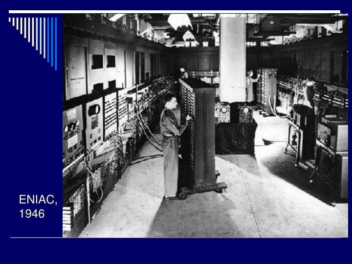 ENIAC, 1946