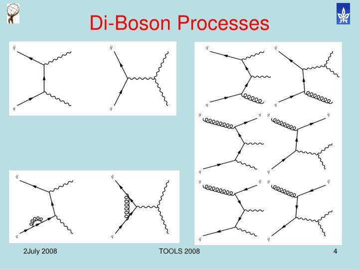 Di-Boson Processes