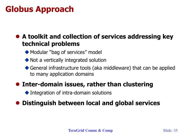 Globus Approach