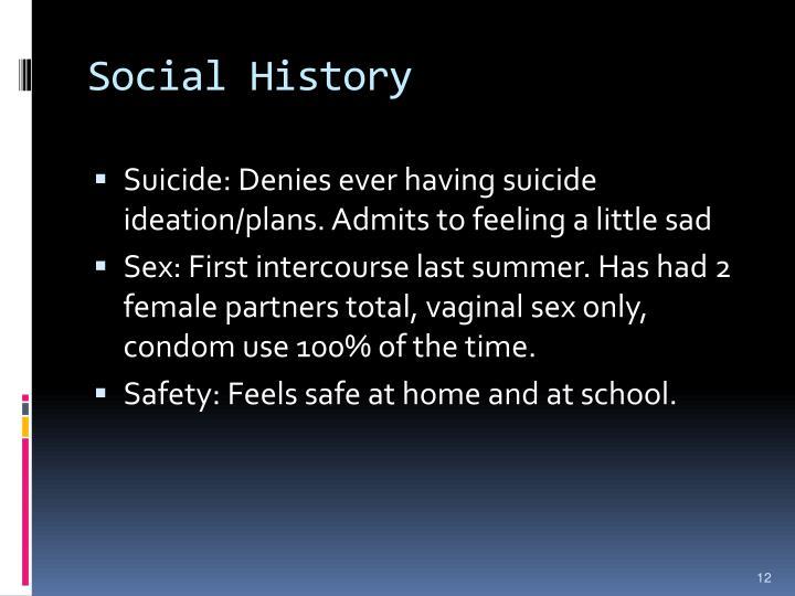 Social History