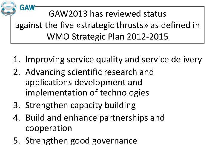 GAW2013 has reviewed status