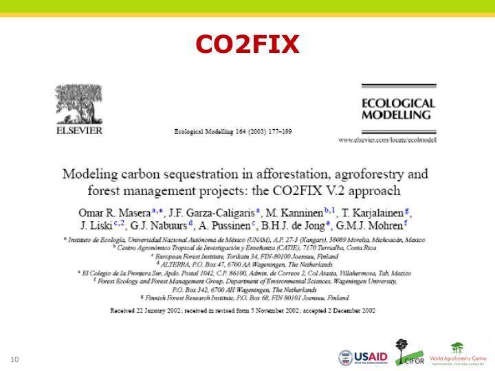 CO2FIX