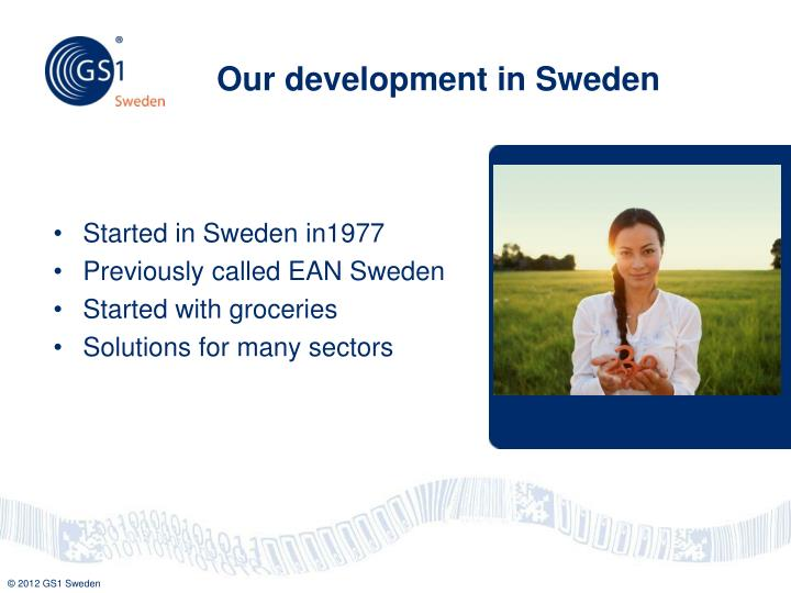 Our development in sweden