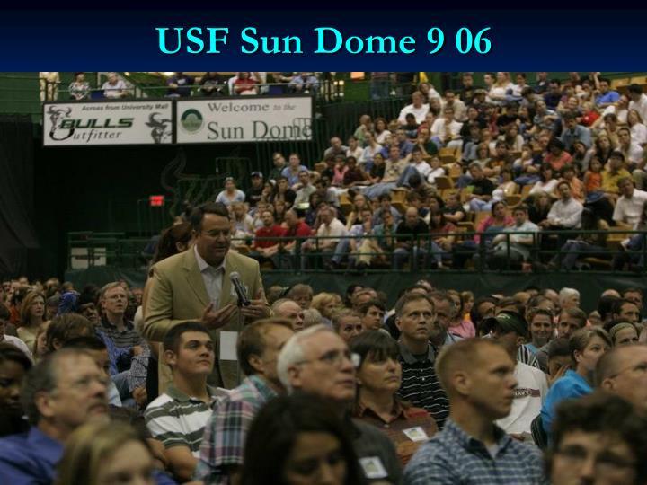 USF Sun Dome 9 06