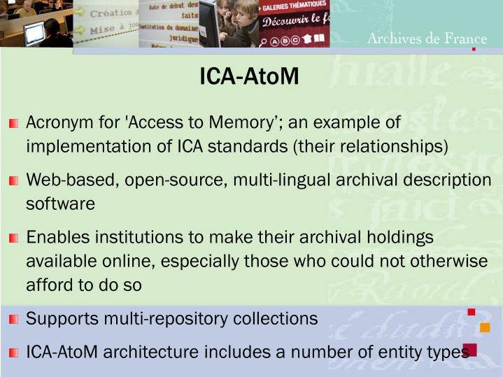ICA-AtoM