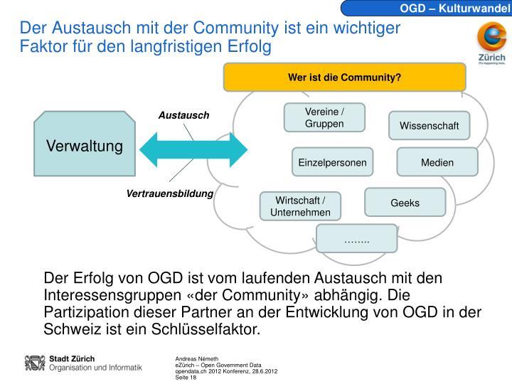 OGD – Kulturwandel
