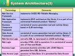 system architecture 2
