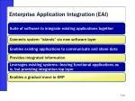 enterprise application integration eai