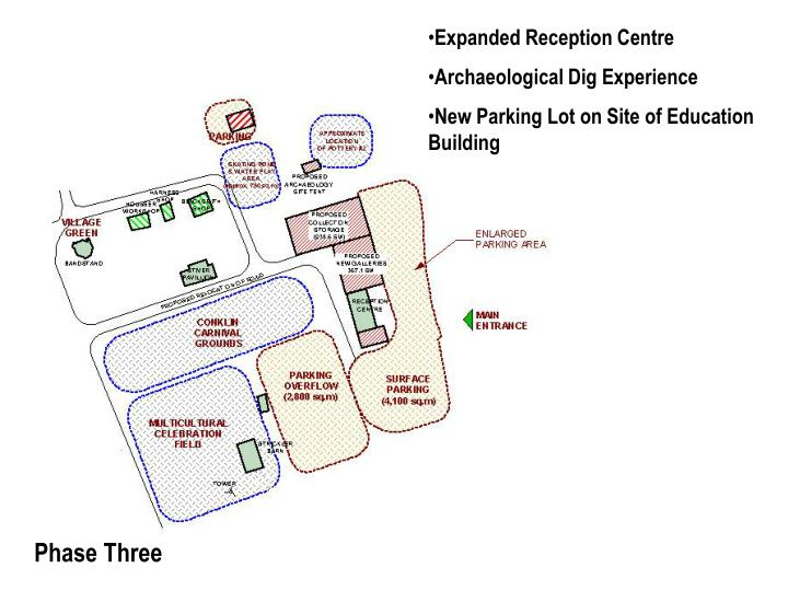 Expanded Reception Centre