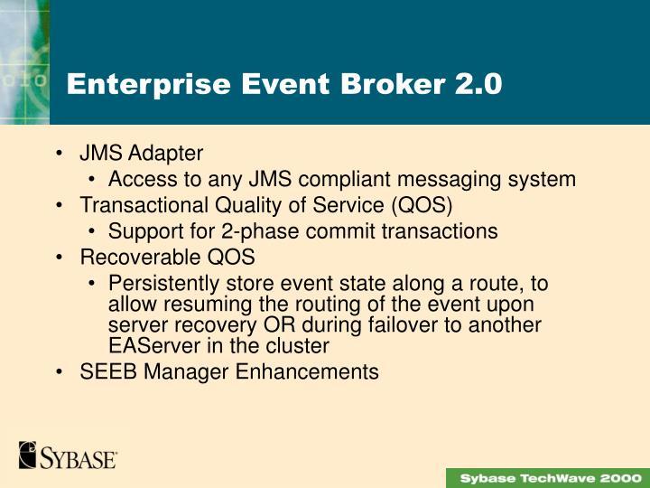JMS Adapter