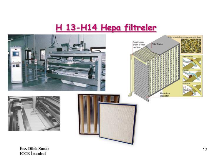 H 13-H14