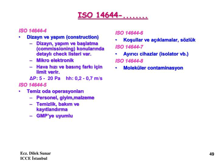 ISO 14644-4