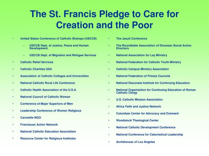United States Conference of Catholic Bishops (USCCB)