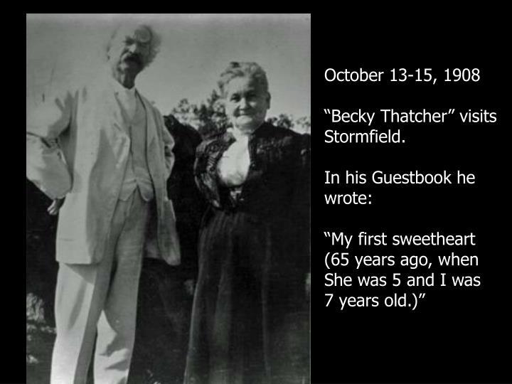 October 13-15, 1908