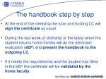 the handbook step by step10