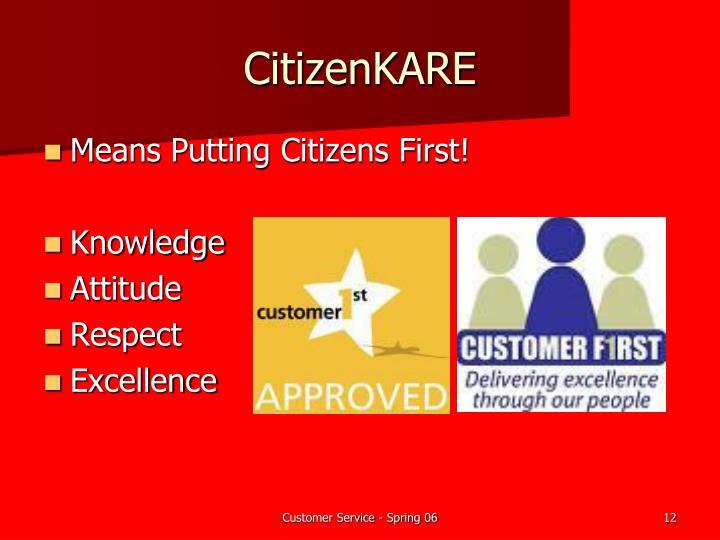 CitizenKARE