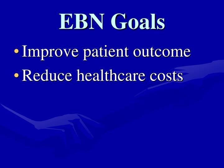 EBN Goals