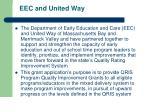 eec and united way