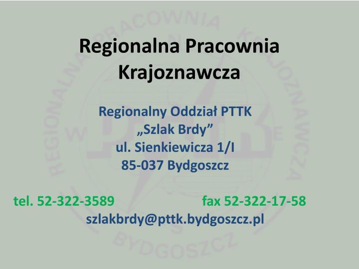 Regionalna Pracownia Krajoznawcza