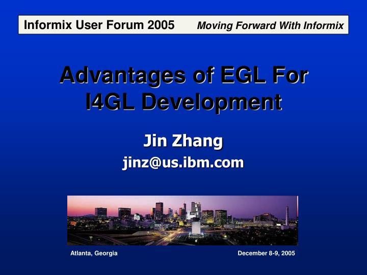 Informix User Forum 2005