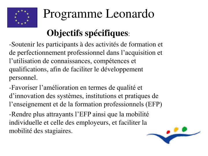 Programme Leonardo