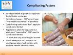 complicating factors