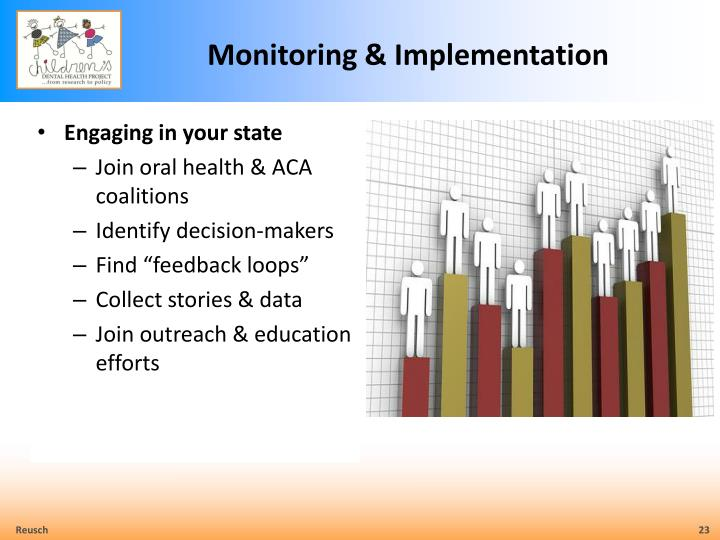 Monitoring & Implementation