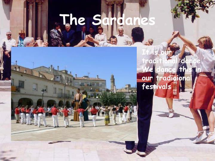 The Sardanes