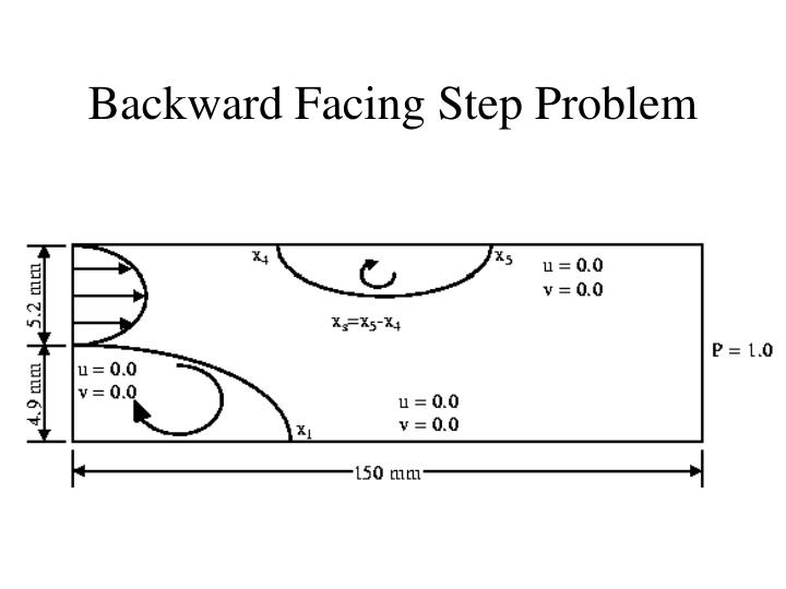 Backward Facing Step Problem