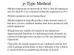 p type method1