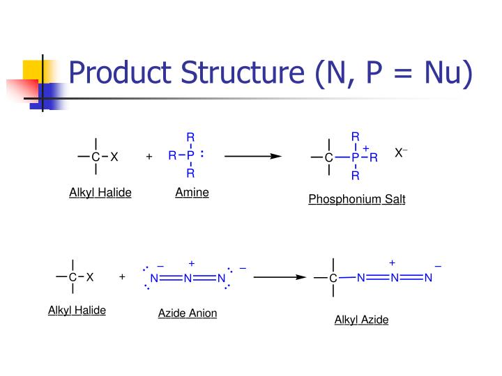 Product Structure (N, P = Nu)
