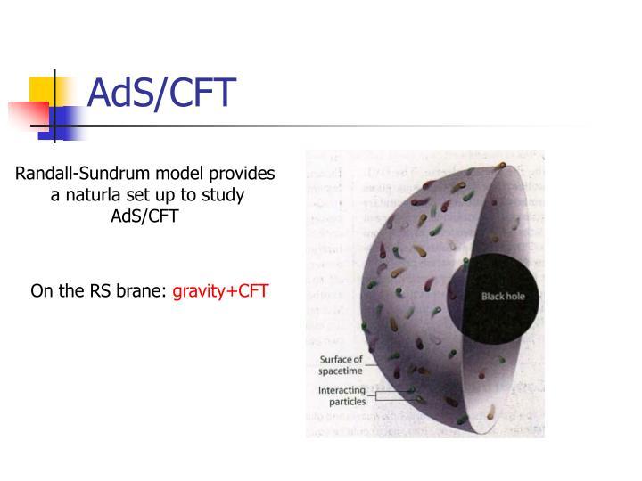 AdS/CFT