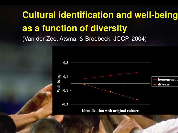 Cultural i