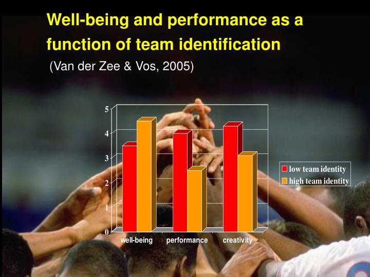 Well-being and performance as a