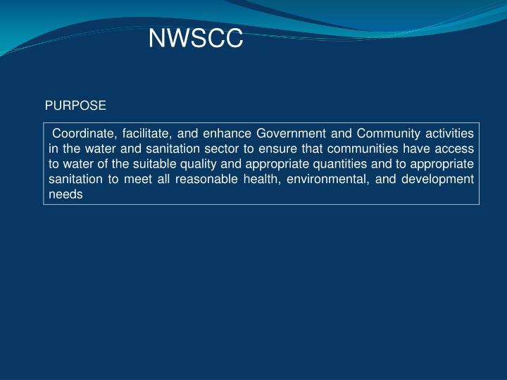 NWSCC