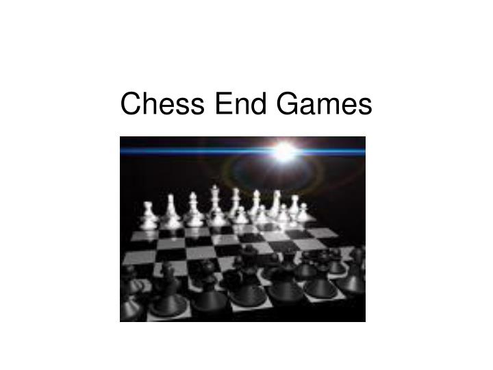 Chess End Games