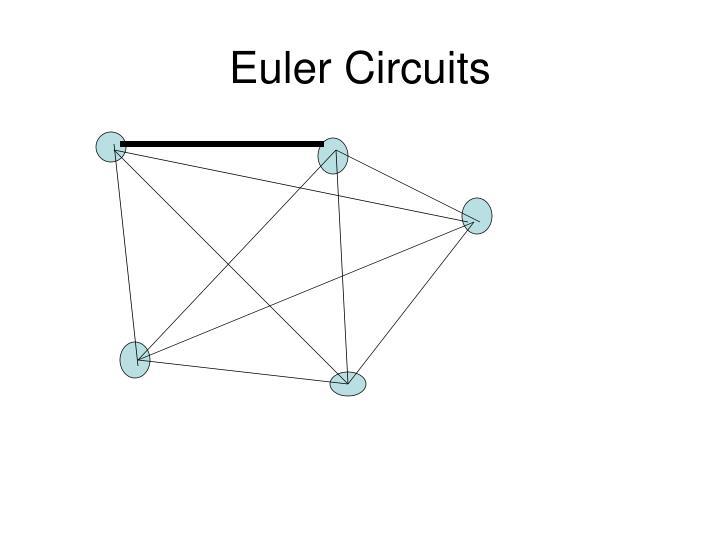 Euler Circuits