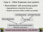 case 4 other expenses non system2