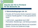 impulse der ka in finnland f r die deutsche ja3