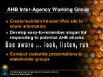 ahb inter agency working group1