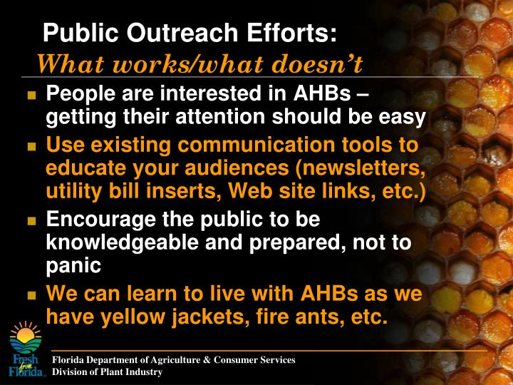 People are interested in AHBs – getting their attention should be easy
