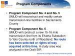 program components2